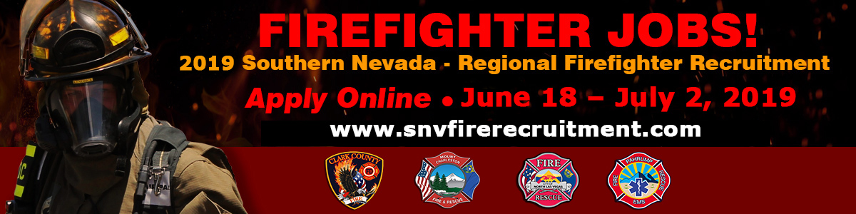Job Description  Southern Nevada Firefighter Recruitment